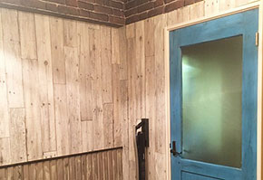初心者でも簡単ペイント 1時間で塗れた 室内用ドアの塗り 神戸建築工房 オーナーのチャレンジ