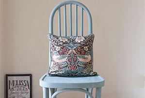 塗り直して価値が上がる「アップサイクル」椅子で始めよう、簡単ペイント!