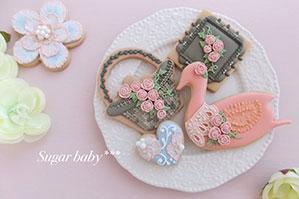 アイシングクッキー、カリスマ先生ご愛用,写真撮影用スタイリングボードの影響力 !!