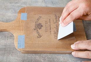 プリンターで簡単転写紙DIY